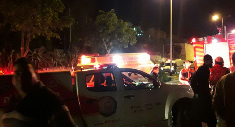 حريق في فندق بمدينة العفولة وإصابة شخص