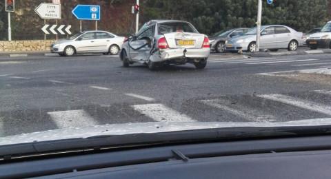 ام الفحم: مصرع وليد محمد خضر كبها بعد تعرضه لحادث طرق