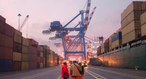 حجم الصادرات الإسرائيلية يتجاوز حدّ المئة مليار دولار!