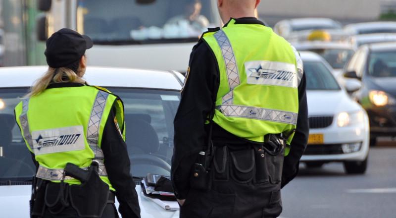 الشرطة تشدد العقوبة على بعض مخالفات السير