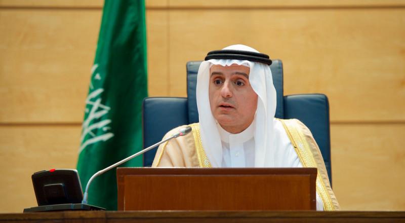 الجبير: الدول العربية ستعترف بـ