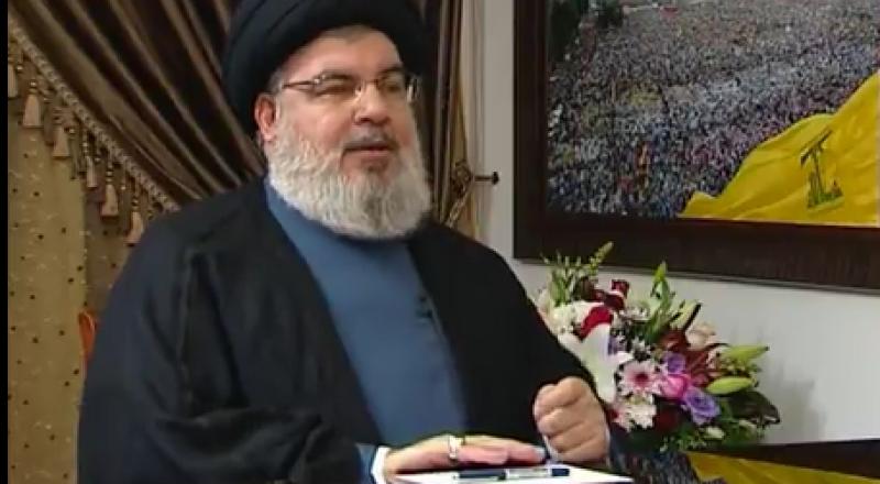نصر الله: مقاتلو حزب الله يعرفون أن الحرب القادمة قد يدخلوا الجليل، وفي حال وقعت الحرب الكبرى قد نحرر القدس