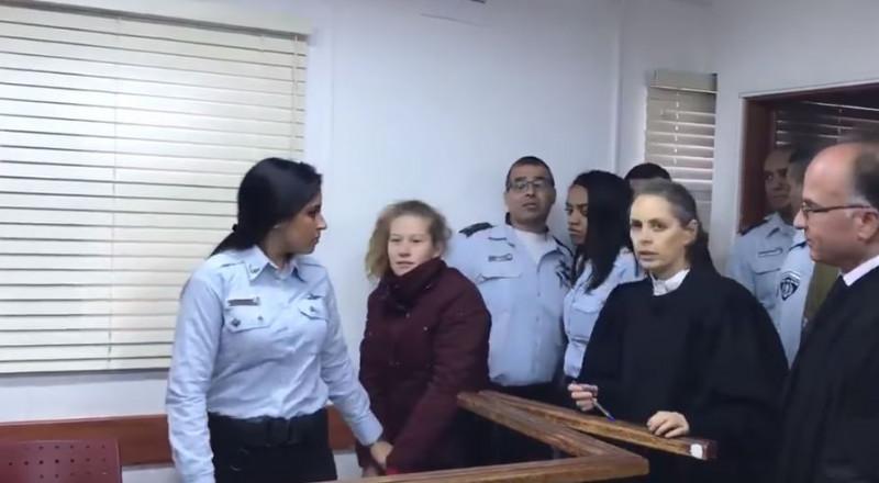 ما هي التهم الـ 12 الموجهة لعهد التميمي؟