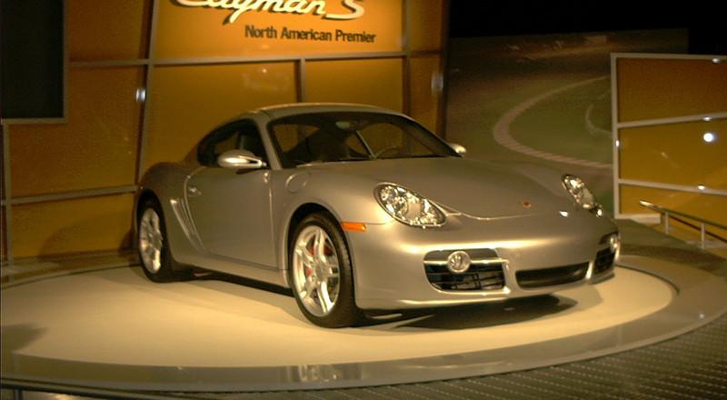 """الجيل الجديد من السيارة """"بورشه 911″ بدون سقف"""