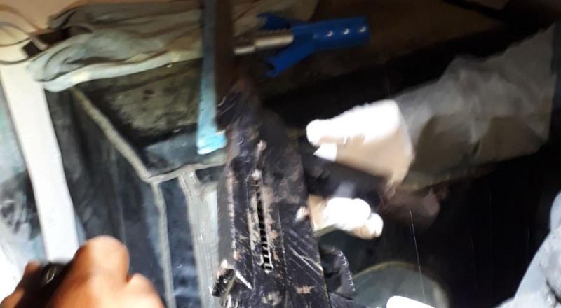 اعتقال شخصيّن من جلجولية بعد العثور على سلاح غير مرخص معهما