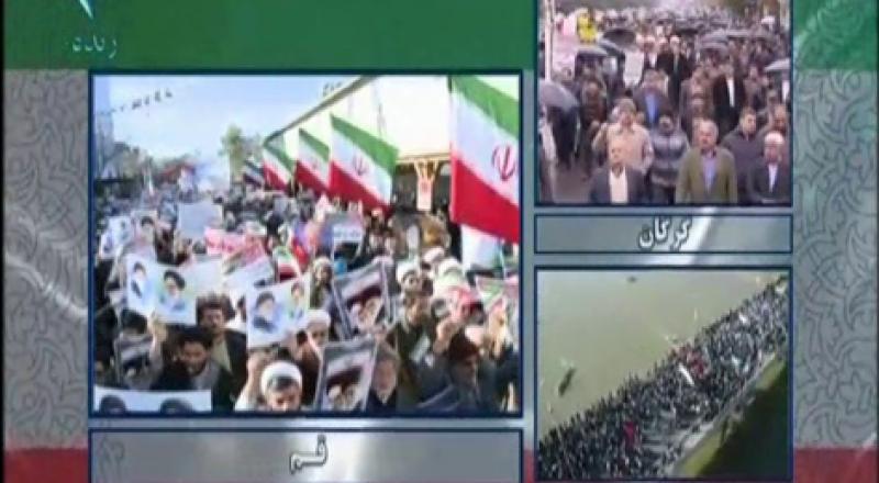 بعد خروج مظاهرات مليونية مؤيدة .. الحرس الجمهوري يعلن عن نهاية
