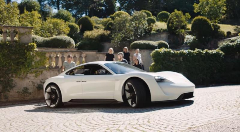 معلومات مبهرة حول سيارات بورش الكهربائية المنتظرة