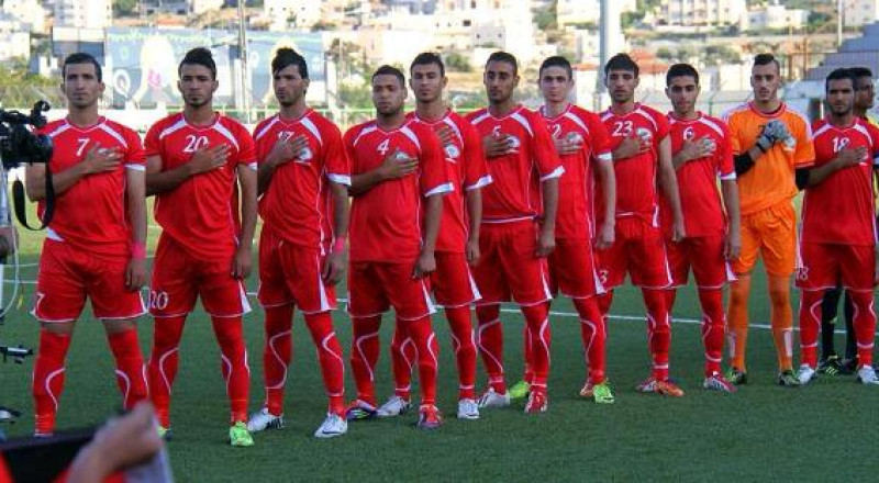 الاتحاد الآسيوي يبرز الإنجاز التاريخي لمنتخب فلسطين الأولمبي