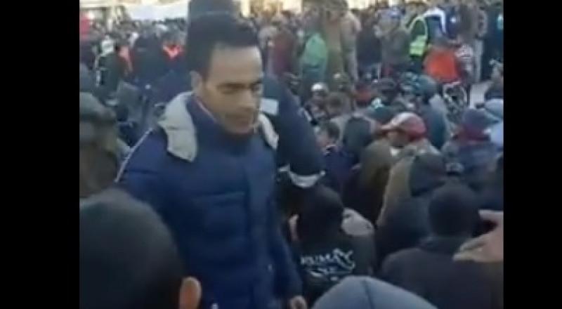 المغرب: الاحتجاجات تتواصل بجرادة و مصيرها مفتوح على كل الاحتمالات