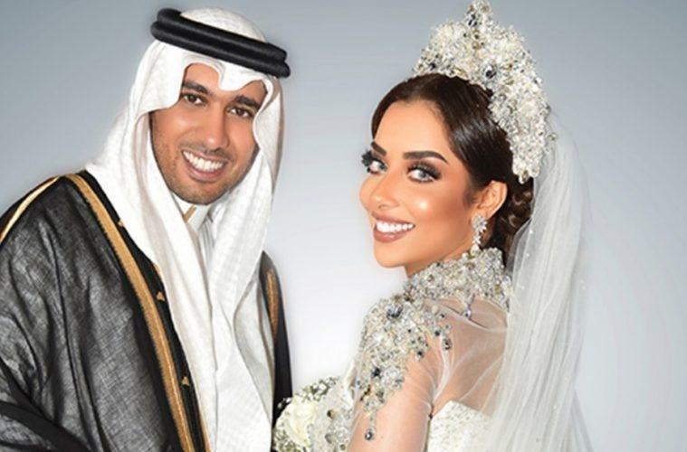 بلقيس تنشر لأول مرة فيديو من حفل زفافها وتتمنى شقيقاً لتركي