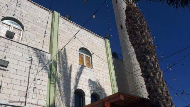 إطلاق نار على مسجد عمر بن الخطاب في كفر كنا!