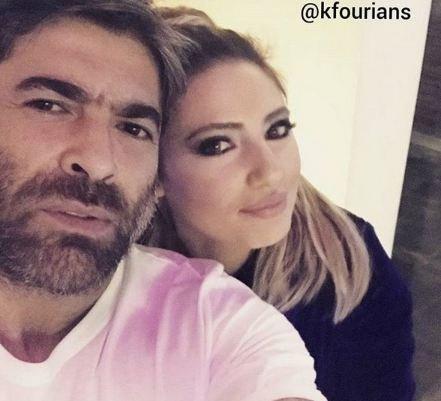 صورة تجمع وائل كفوري وزوجته تحدث ضجة على مواقع التواصل