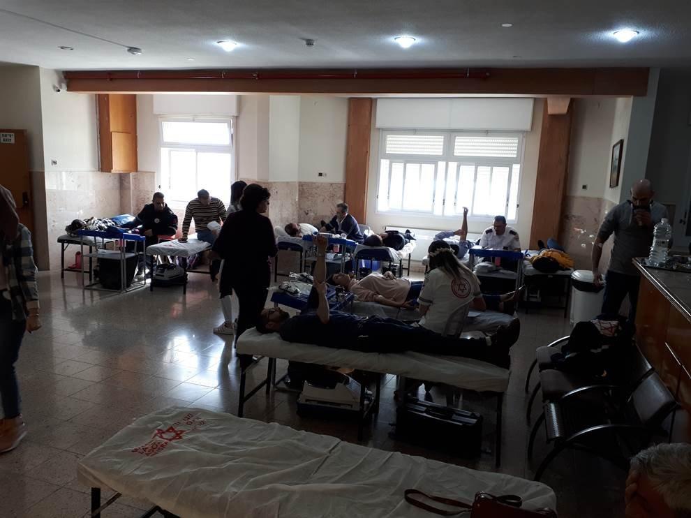 مستشفى الناصرة وعائلة د. توفيق نصير يشكرون كل من شارك في حملة التبرّع