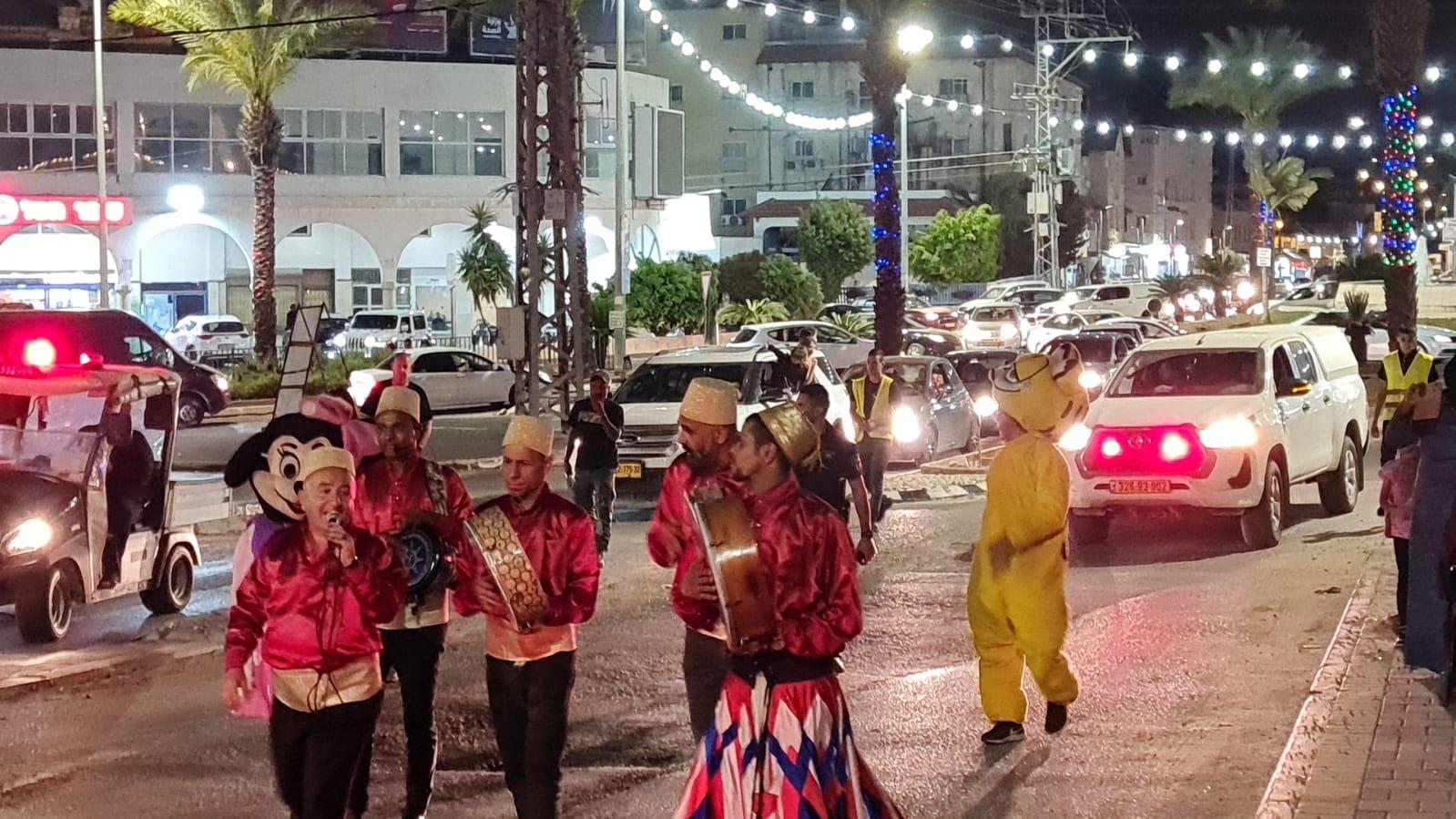 """بحضور المئات، افتتاح رمضان """"ماركت"""" في الطيرة للعام الثامن على التوالي!-5"""