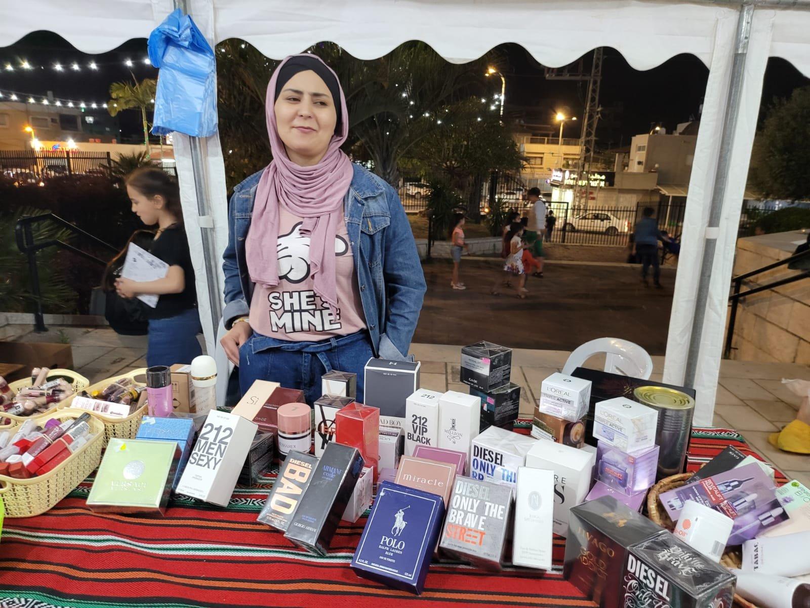 """بحضور المئات، افتتاح رمضان """"ماركت"""" في الطيرة للعام الثامن على التوالي!-9"""