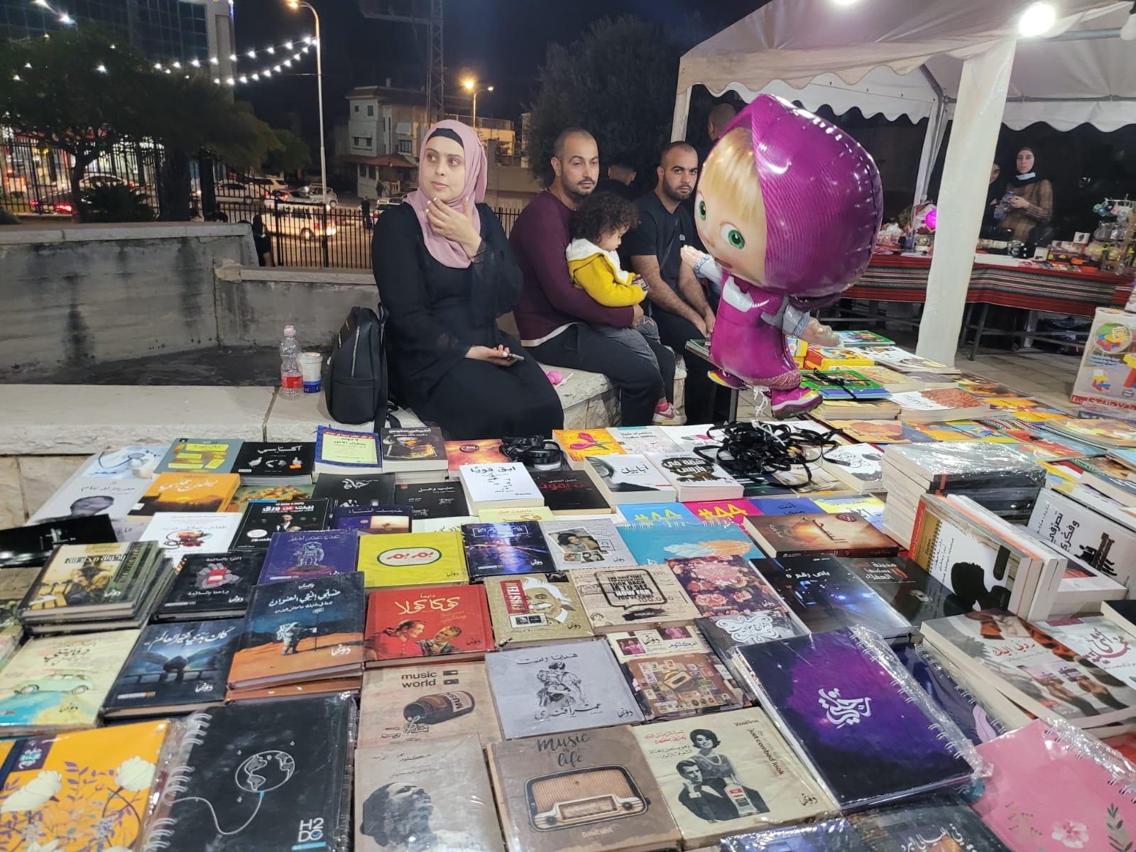 """بحضور المئات، افتتاح رمضان """"ماركت"""" في الطيرة للعام الثامن على التوالي!-12"""