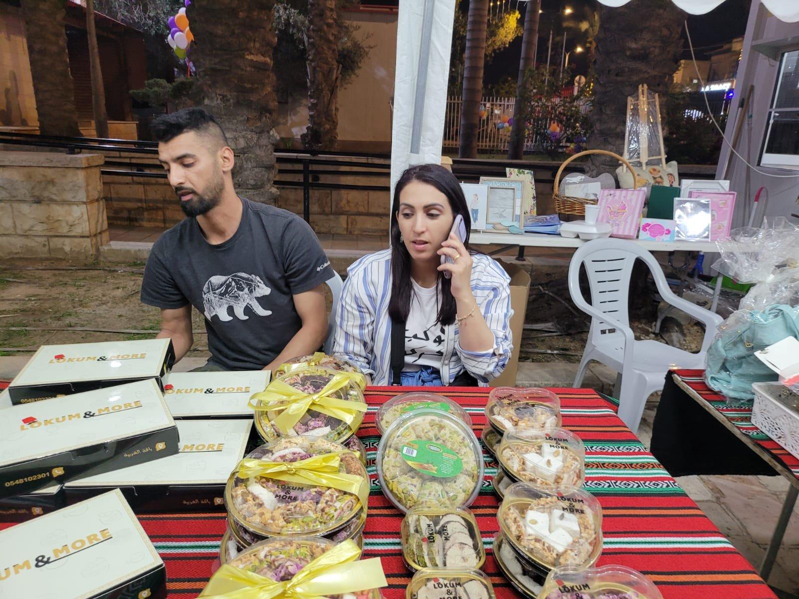 """بحضور المئات، افتتاح رمضان """"ماركت"""" في الطيرة للعام الثامن على التوالي!-16"""