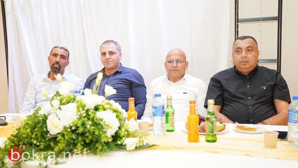 المجلس المحلي طلعة عارة يوزّع منحًا على طلبة الجامعات بقيمة مليون شيكل