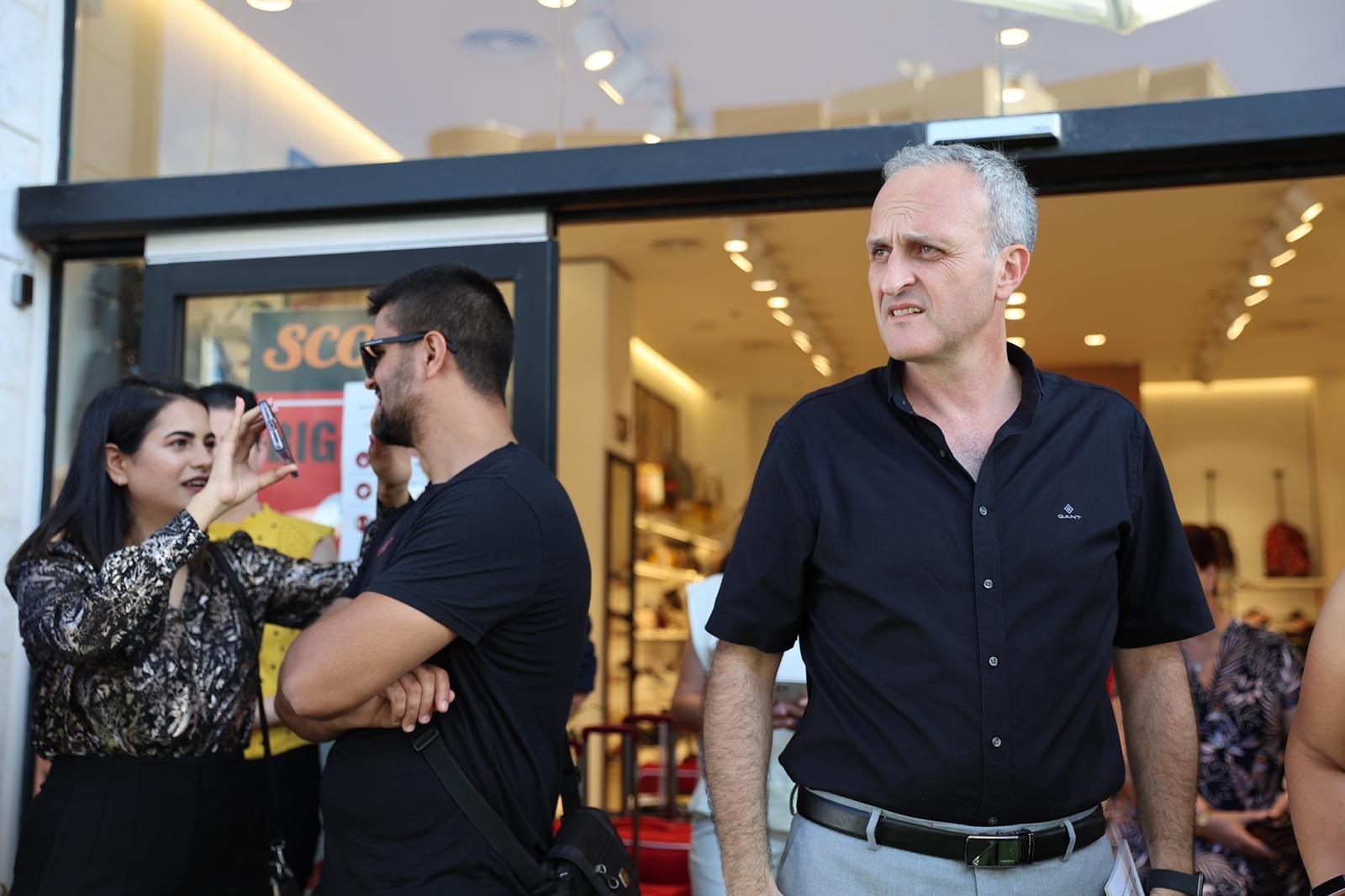 """شفاعمرو تشهد إطلاق أول فروع شبكة iPlace المسوق الرسمي الجديد لمنتجات """"أبل""""-1"""