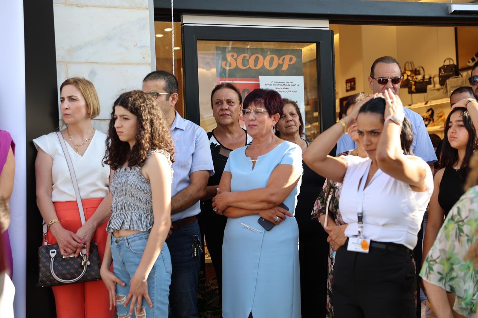 """شفاعمرو تشهد إطلاق أول فروع شبكة iPlace المسوق الرسمي الجديد لمنتجات """"أبل""""-25"""