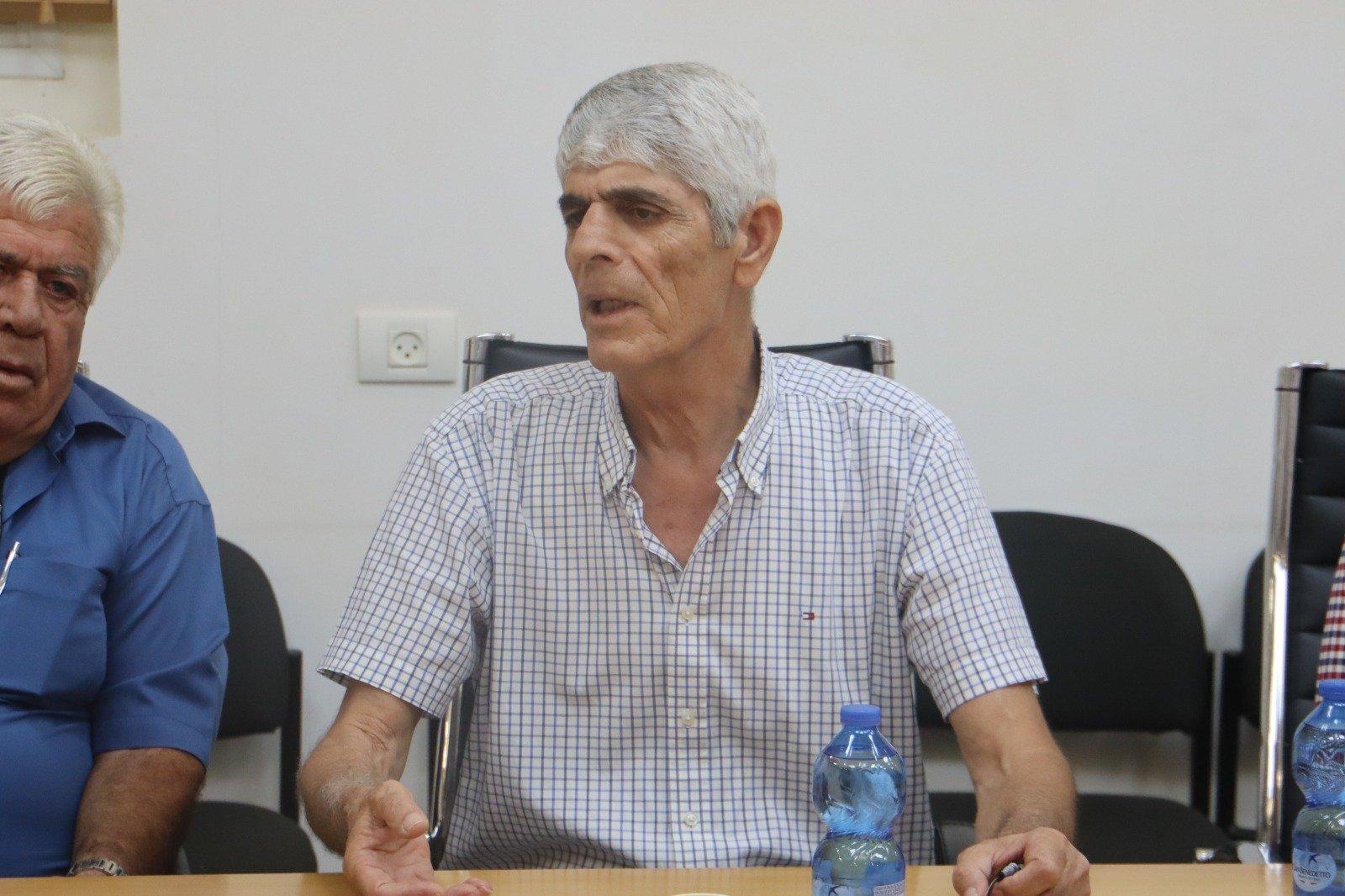 وفد وإدانة حادثة العنف التي تعرض لها رئيس باقة الغربية-3