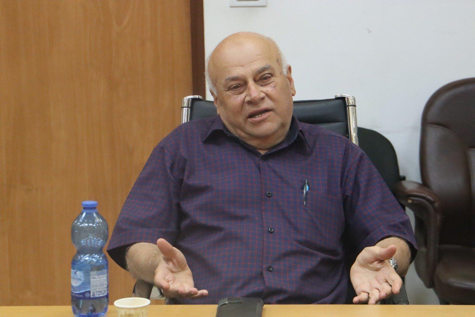 وفد وإدانة حادثة العنف التي تعرض لها رئيس باقة الغربية-4