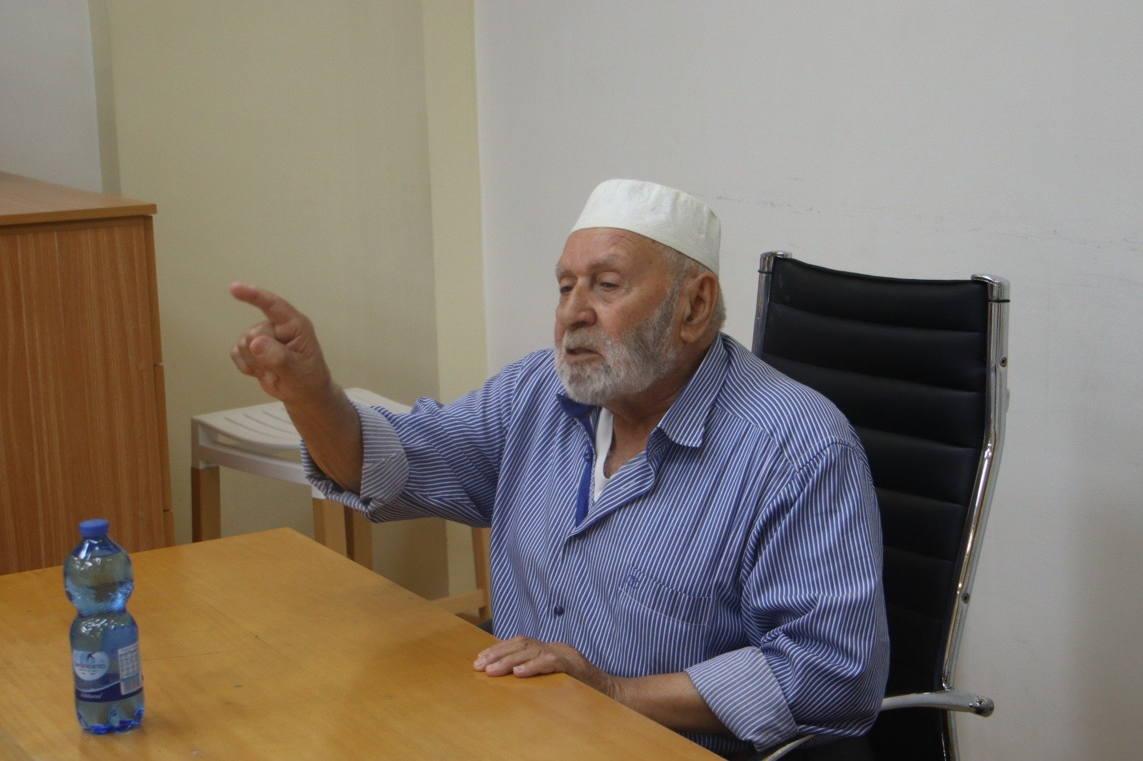 وفد وإدانة حادثة العنف التي تعرض لها رئيس باقة الغربية-6