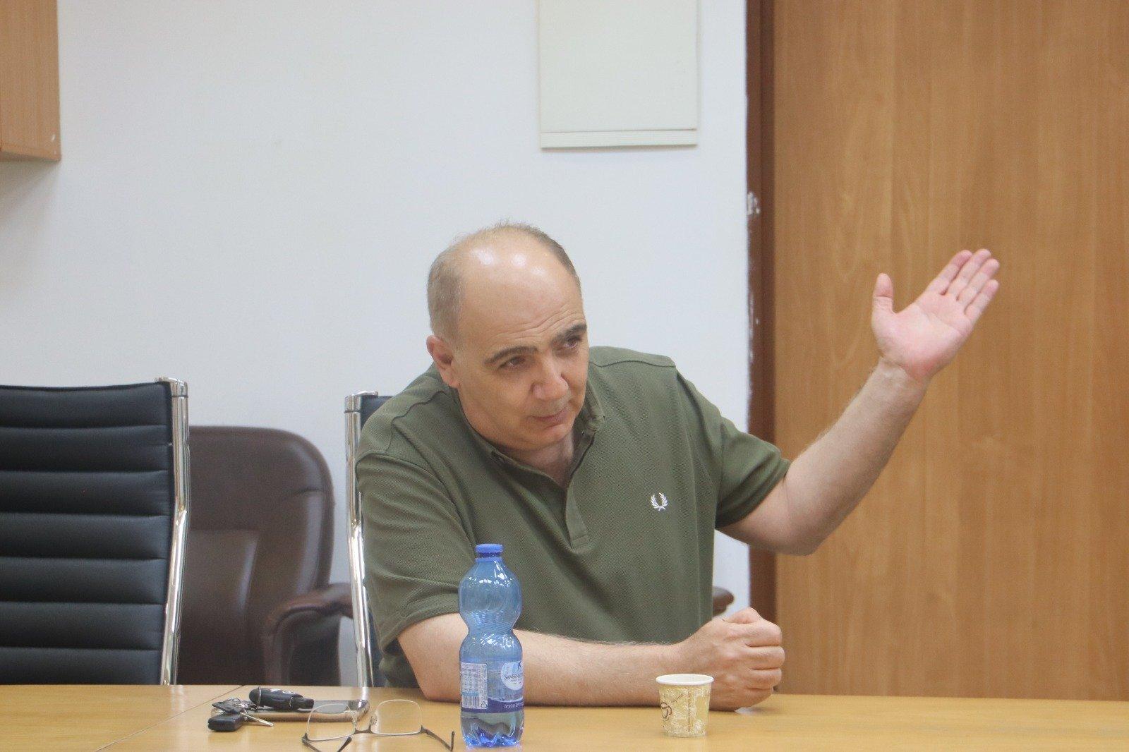 وفد وإدانة حادثة العنف التي تعرض لها رئيس باقة الغربية-12