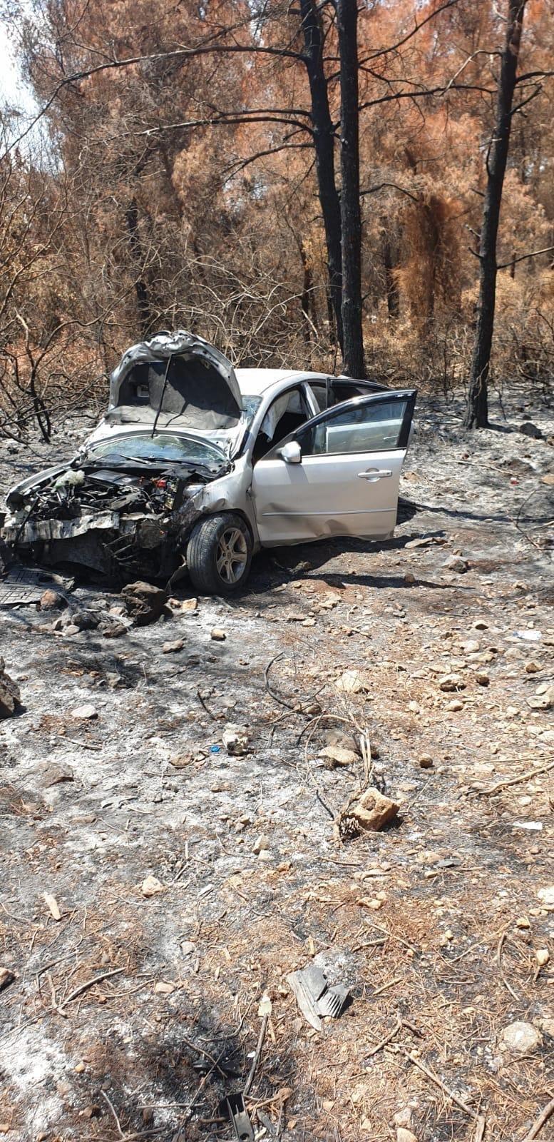 برطعة: اصابة امرأة ونجليها الاثنين في حادث طرق