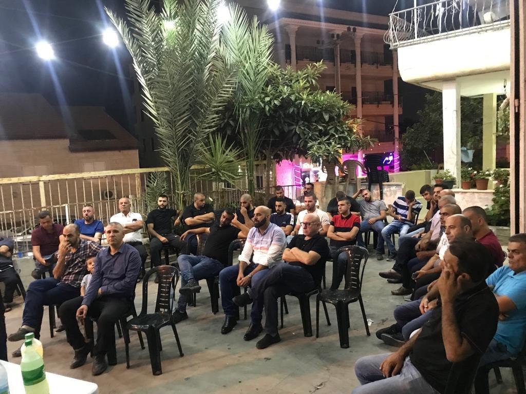 ام الفحم: المشتركة تفتتح مكتبها في حيّ الشاغور وجبارين يدعو لدعم القائمة