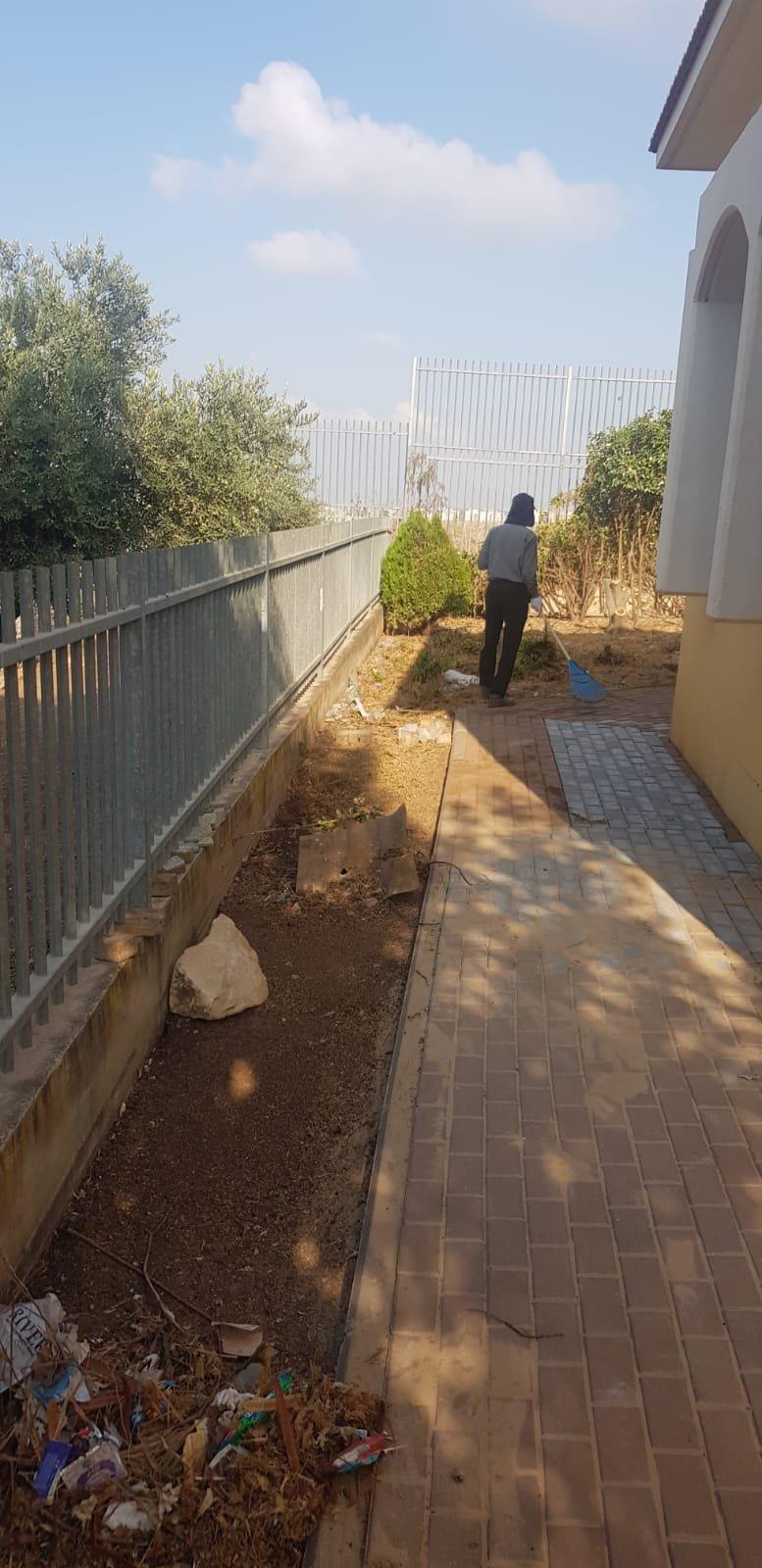 مدارس بستان المرج جاهزة لأستقبال العام الدراسي