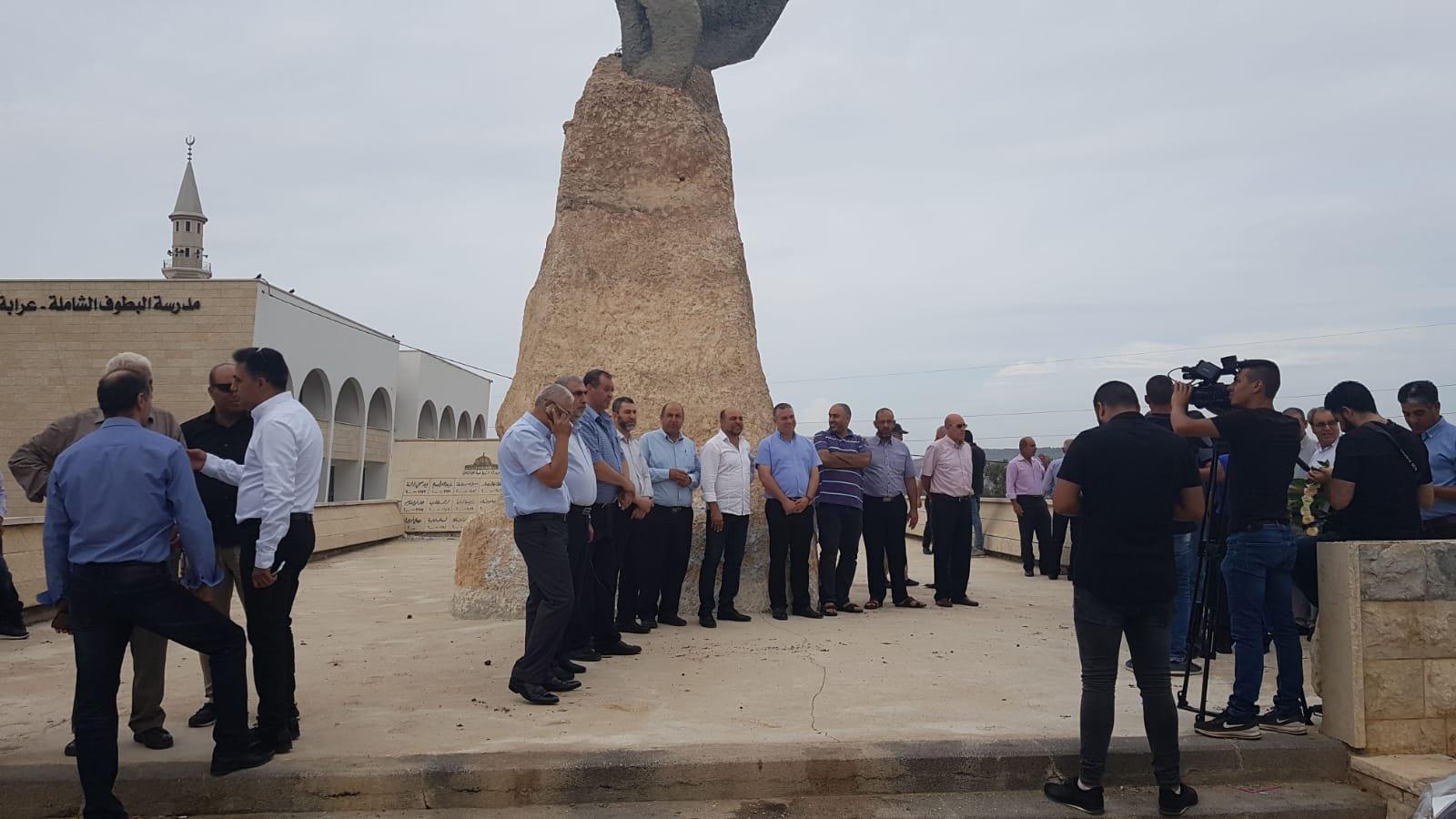 انطلاق فعاليّات احياء الذكرى الـ18 لإنتفاضة القدس والأقصى