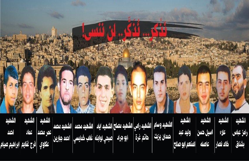 في ذكرى هبة اكتوبر .. رغم سوداوية المشهد محليًا وعربيا، لا ننسى دماء الشهداء، ولا نغفر
