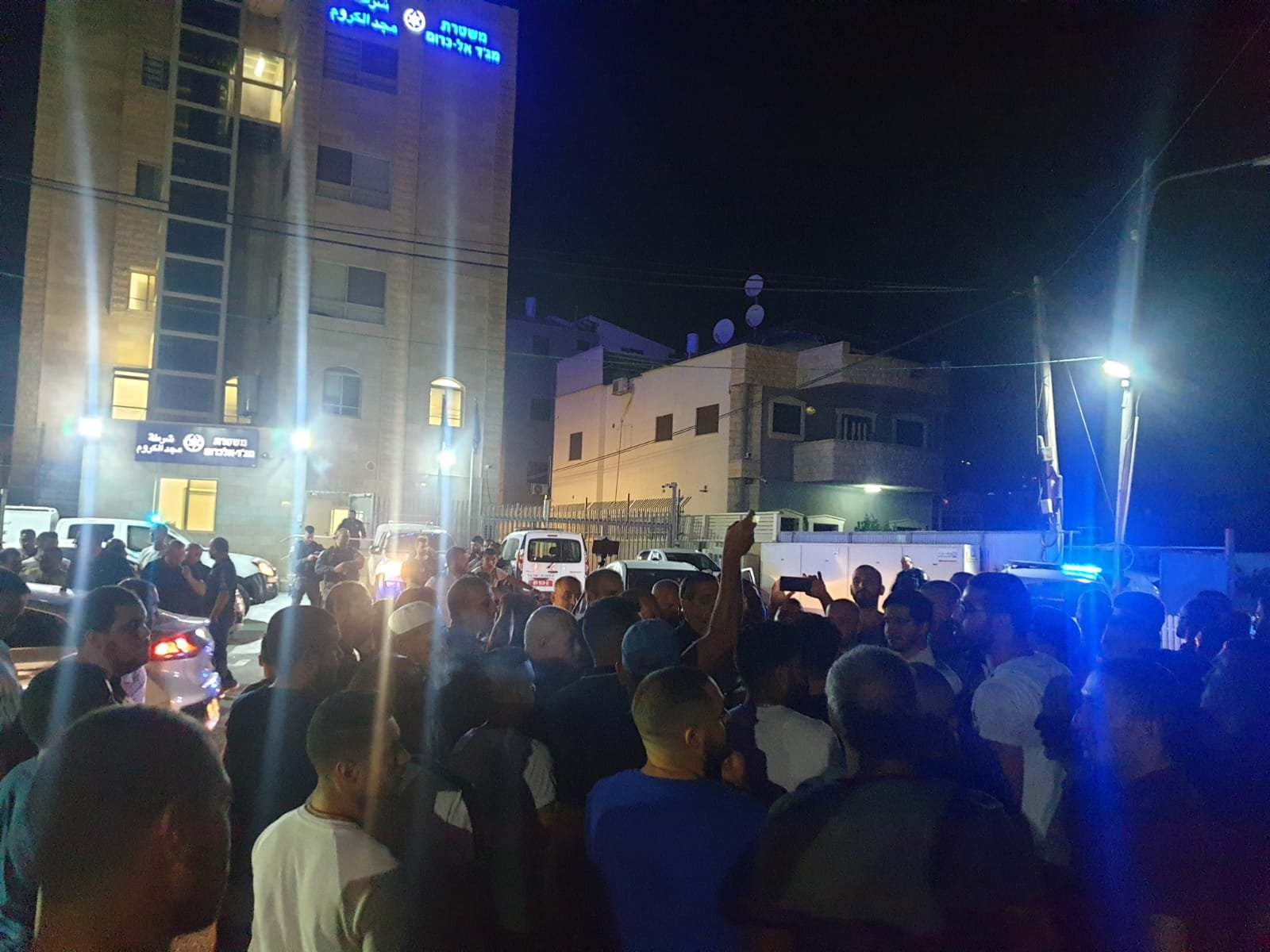 مجد الكروم: مصرع الأخوة خليل واحمد سامي مناع واصابة آخرين في شجار