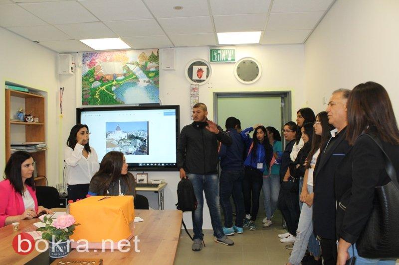بأجواء ديمقراطية توحيد انتخابات مجالس الطلاب المدرسية في الناصرة