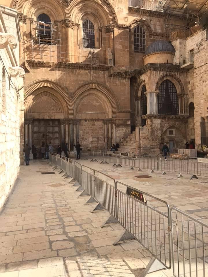 """القدس : الكنائس المسيحية تحيي """"الجمعة العظيمة""""-6"""