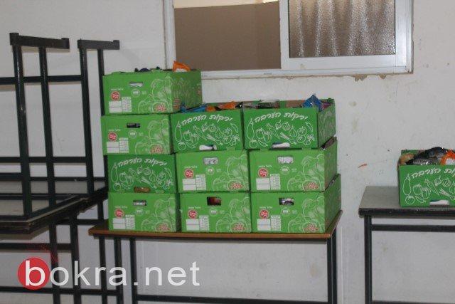 حملة داعمة للعائلات الفقيرة خلال رمضان في الكسيفة