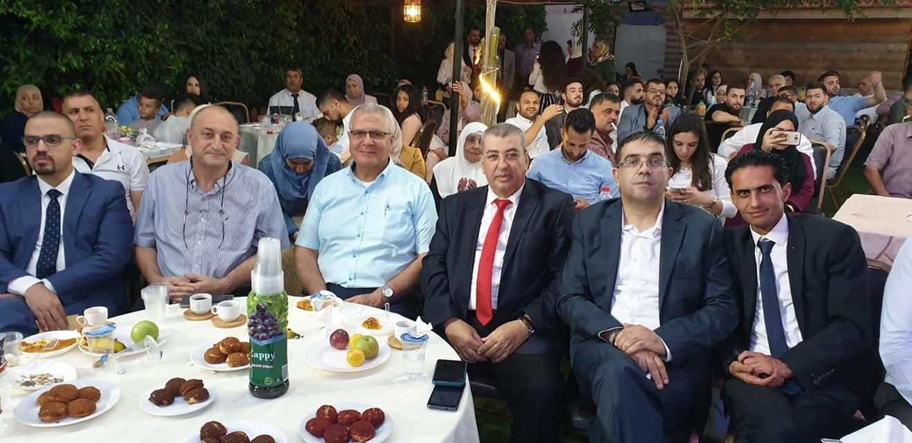 وفد جمعية أطباء الأسنان العرب يشارك في تخرج أطباء الأسنان من الأمريكية في جنين