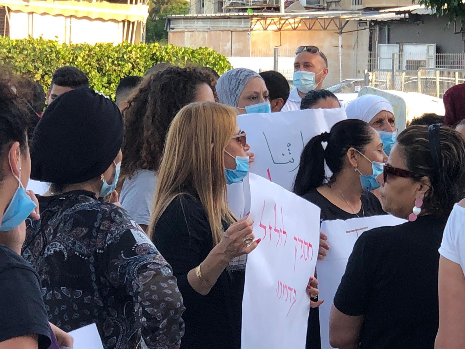 حيفا: الاسبوع القادم اجتماع مع رئيسة بلدية حيفا حول حي الحليصة
