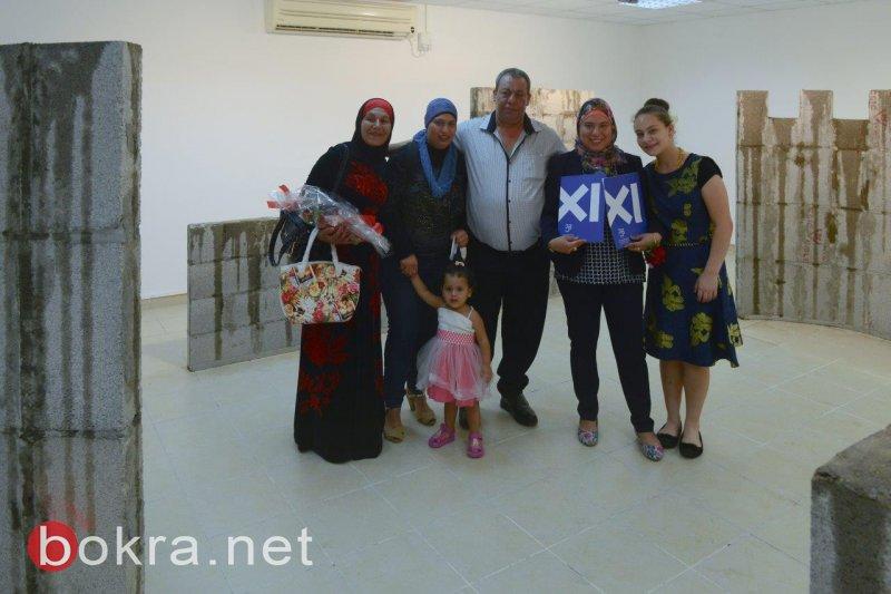 سبع خرّيجات عربيّات في حفل تخرّج طلاب كليّة الفنون