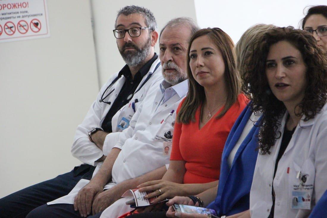أسبوع الرضاعة العالمي في العائلة المقدسة في الناصرة