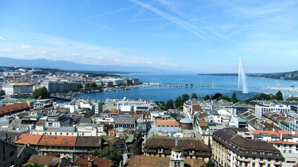 تعرفوا على الاماكن السياحية في جنيف