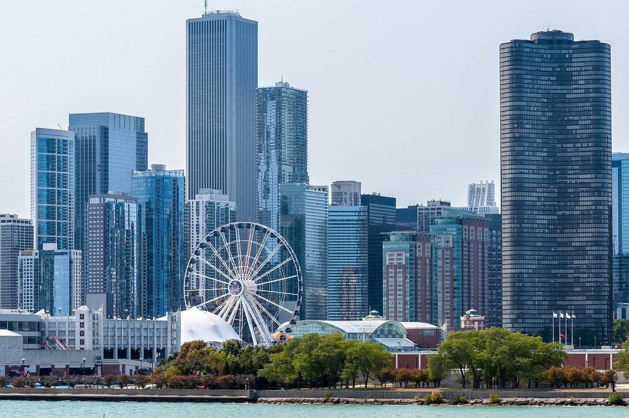 تعرفوا على الاماكن السياحية في شيكاغو