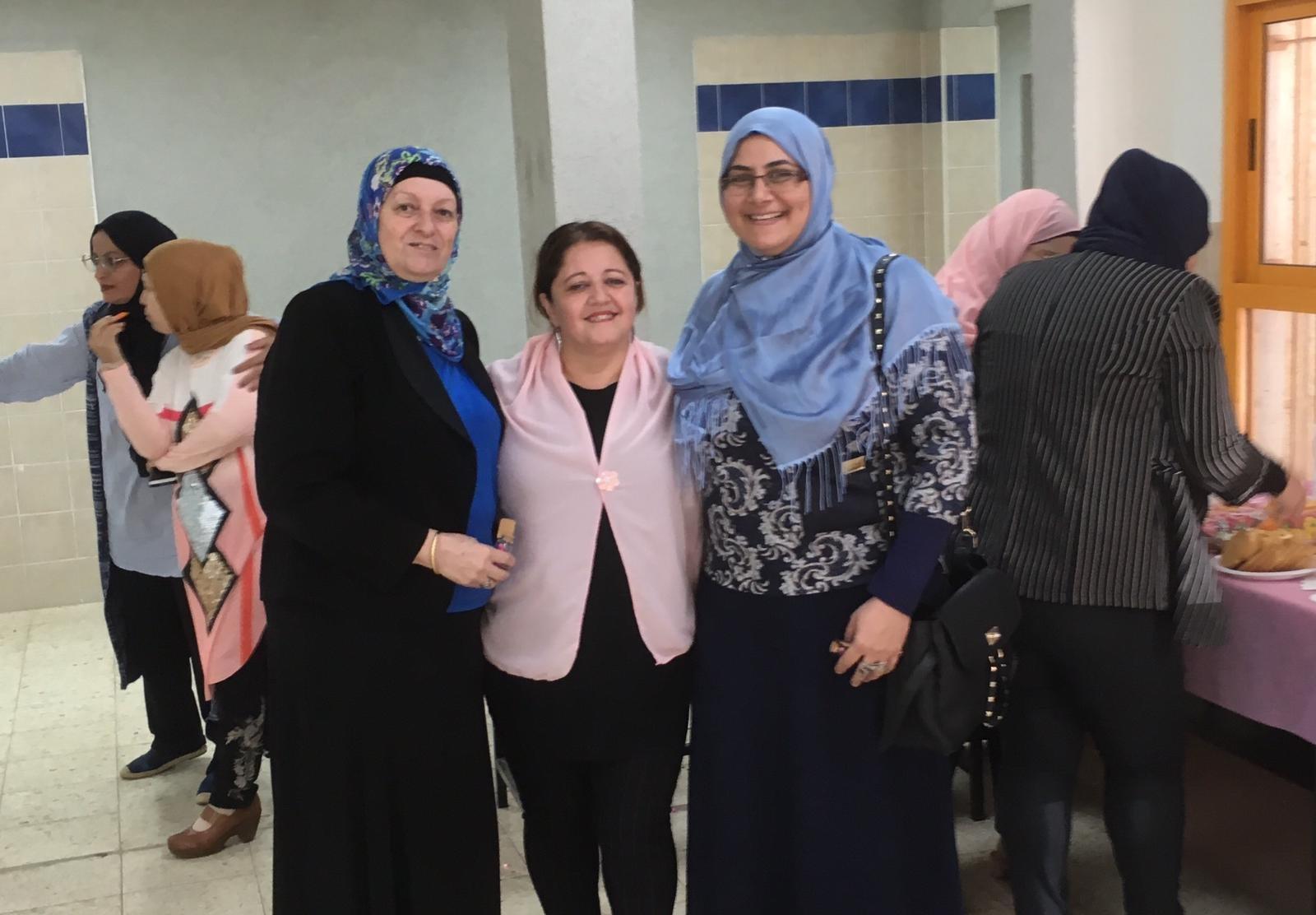 'حلاوتنا بصحتنا' برنامج نسائي خاص في يافة الناصرة