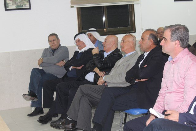 مجلس كفركنا المحلي يعقد جلسة طارئة بحضور أعضاء الكنيست والمتابعة
