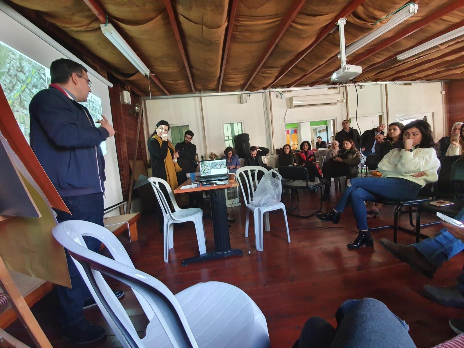 المركز العربي للتخطيط البديل ينظم يومًا دراسيًا عن صناعة المكان placemaking في الناصرة