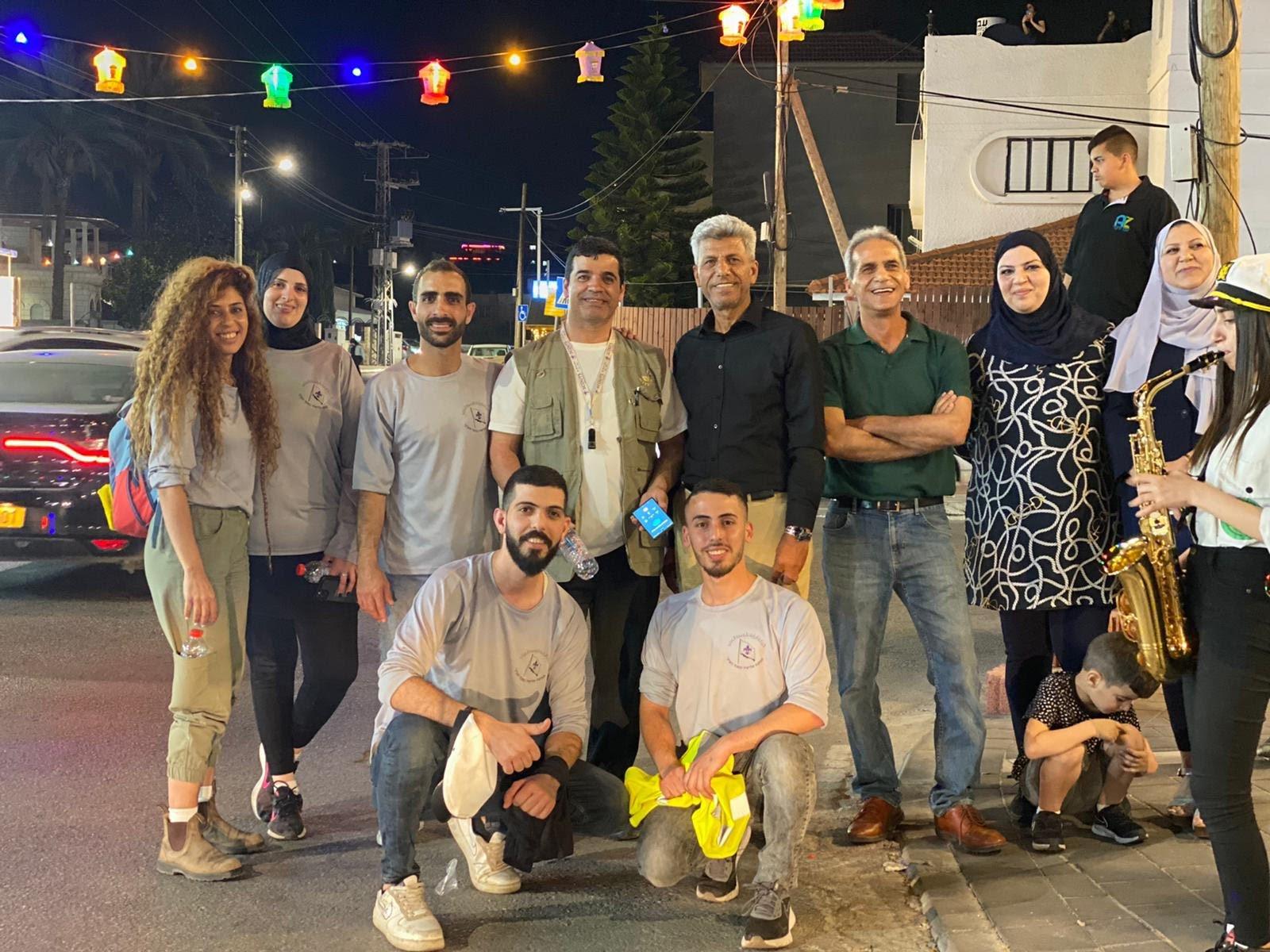 كفرقرع تستضيف القيادة الشابة بالمجتمع العربي