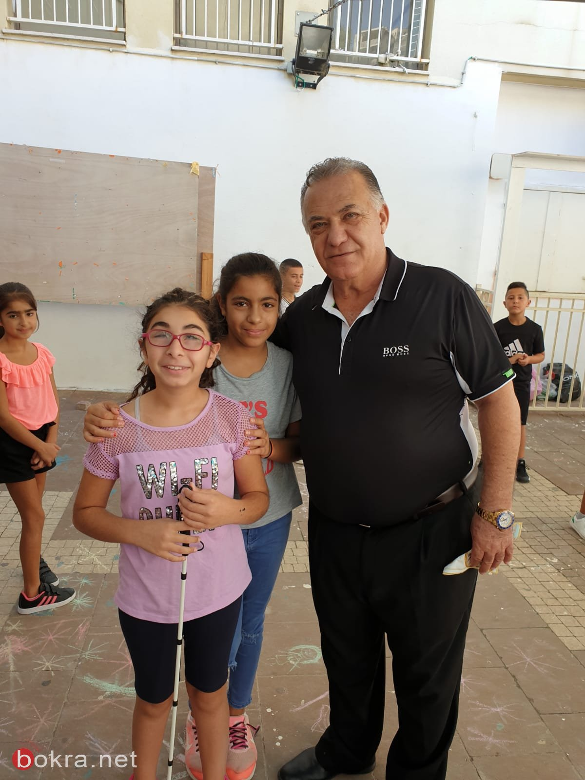 لليوم الثاني على التوالي رئيس بلدية الناصرة  وادارتها في جوله تفقدية