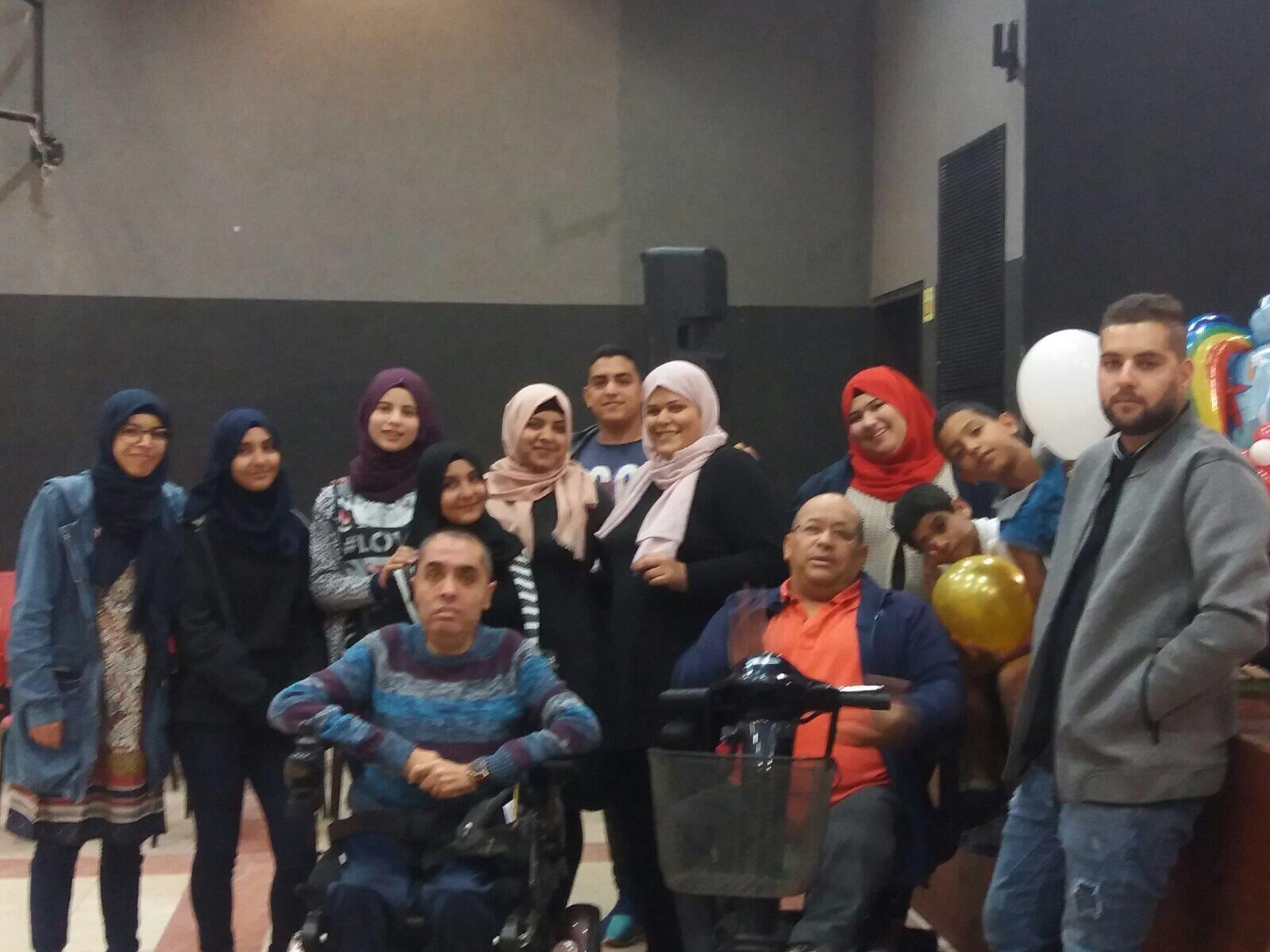 نوّاف زميرو لـبكرا: الحفل هو لرسم البسمة على شفاه ذوي الاحتياجات الخاصة-2