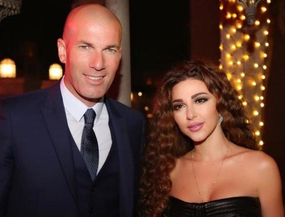 "بعد جدل صورتها مع″زيدان"".. ""مريام فارس″ تنشر فيديو استعراضي!"